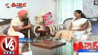 Teenmaar Mallanna Interview With Jagruthi Kavitha    Teenmaar News