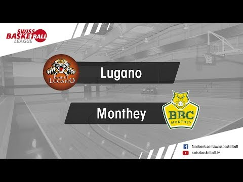 Highlights AM_SF_D4: Lugano vs Monthey