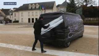Graffiti: le Boulevard du Graff revient à Chartres !