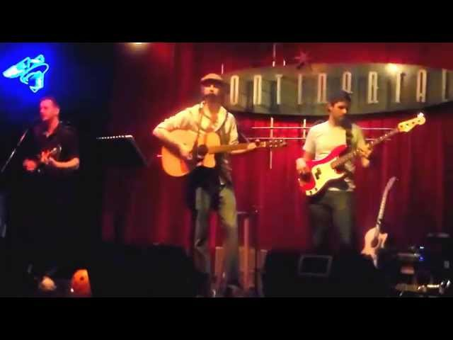Out of Nowhere - Tin Floor (Continental Club 12.12.14)
