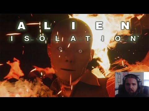 Lángolj, g*ci! [Alien: Isolation 11] HD