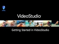 Getting Started in VideoStudio X10 - Tutorial
