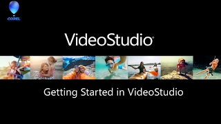 Getting Started in VideoStudio X10 - Tutorial
