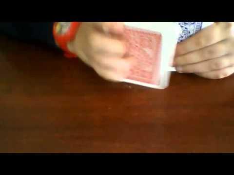 come trovare la carta pescata casualmente su un mazzo di 51 carte