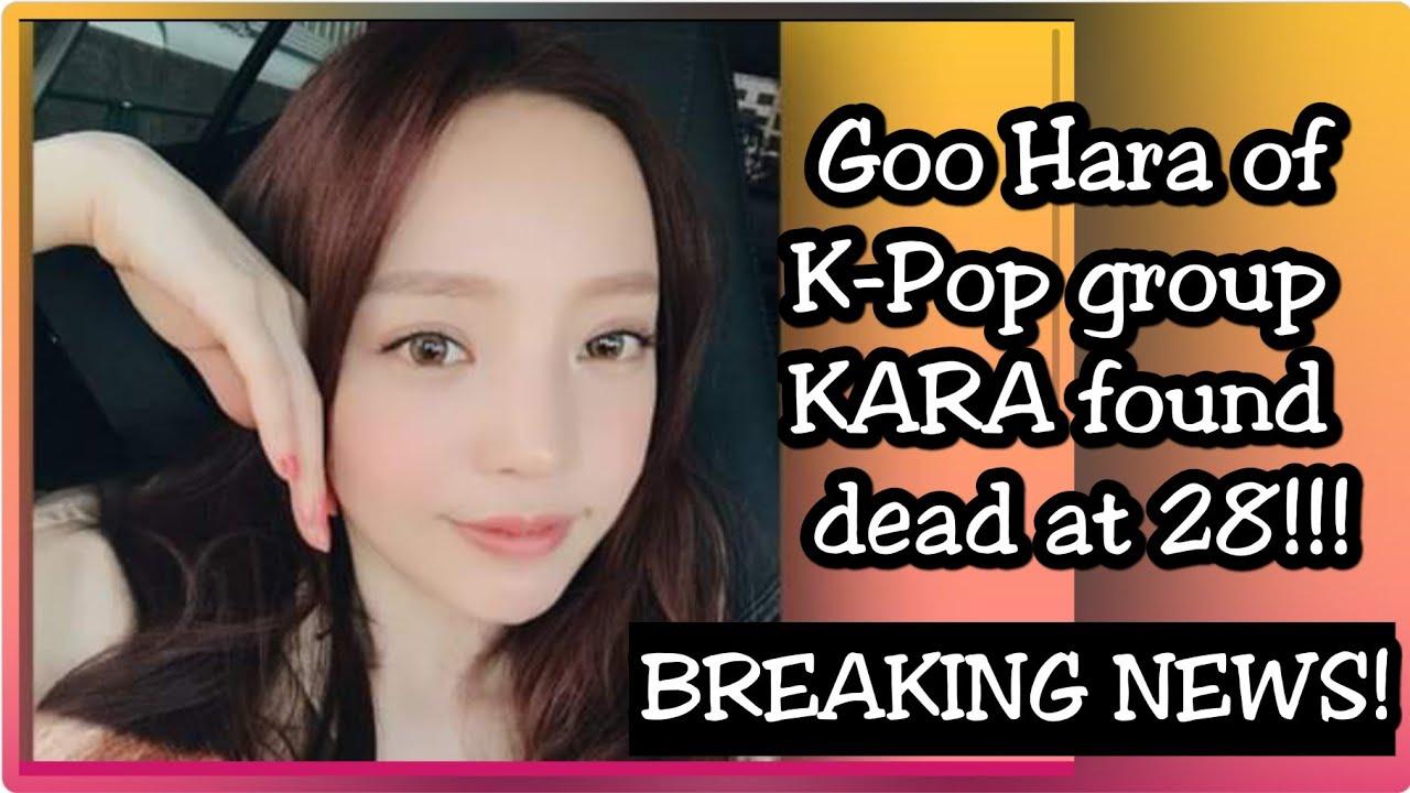 Goo Hara, K-Pop Star, Dies At Age 28