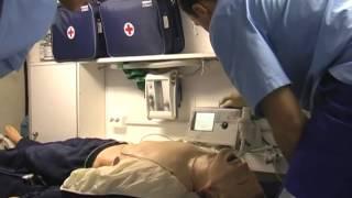Проведение Сердечно Легочной Реанимации при фибрилляции желудочков