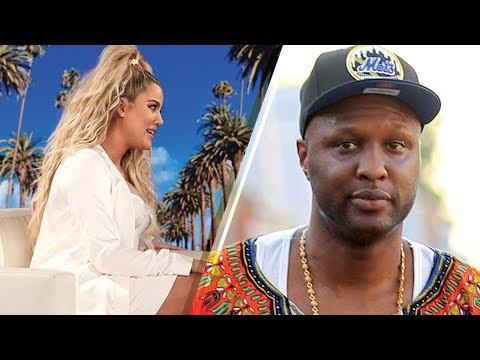 Khloe Kardashian Throws Subtle SHADE at Ex-Husband Lamar Odom