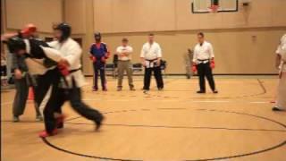 Roy Porter Highlights - Final Bout - Lenexa Tournament 2009