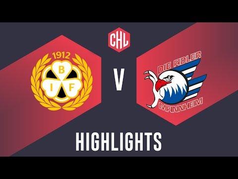 Highlights: Brynäs IF vs. Adler Mannheim