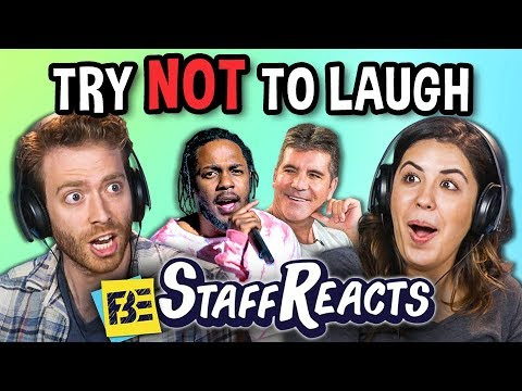Try To Watch This Without Laughing or Grinning Battle #6 (ft. FBE Staff)