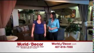 World Of Decor Furniture, Outdoor Patio Home Decor And More