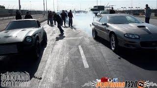 Ls1 Turbo 280z vs Nitrous SS Camaro thumbnail