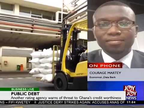 Public Debt - Business Live on Joy News (22-2-17)