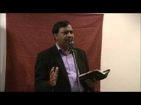 DTC August Cottage Prayer Meeting Bro Cruz Diwakaran