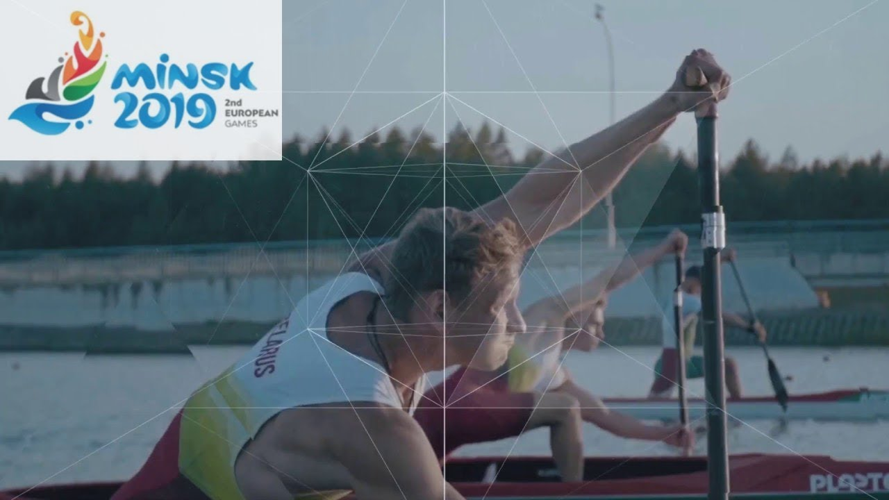 2nd European Games 2019 Canoe Sprint Trailer - YouTube