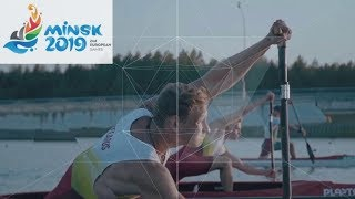 2nd European Games 2019 Canoe Sprint Trailer