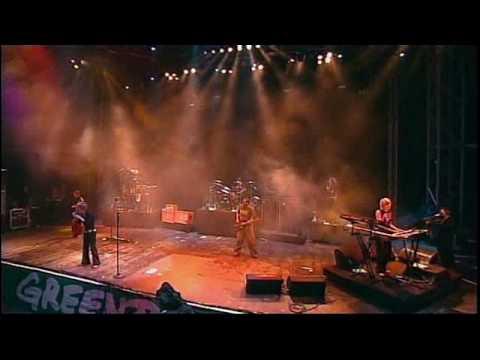 5. Faithless - Evergreen (Glastonbury 2002  widescreen HiQ)