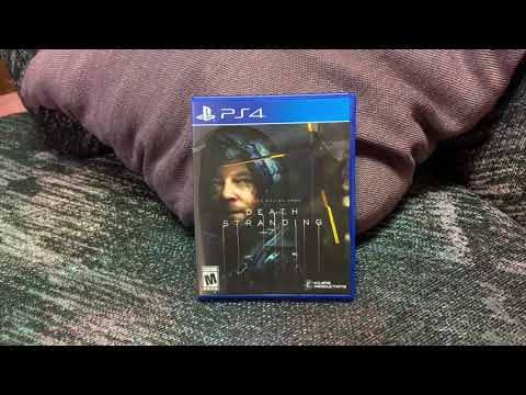 unboxings-&-recent-pickups-ep-288-death-stranding-ps4