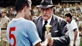 el día que la celeste hizo llorar a brasil mundial brasil 1950 uruguay campeón mundial