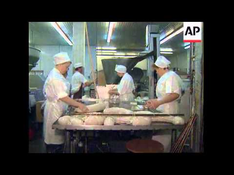 RUSSIA: MOSCOW: GOVERNMENT RAISES TARIFFS ON IMPORTED FOODS