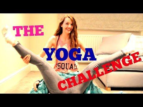 The Yoga Challenge | Jessy Cake