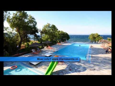 Hotel Alcaeos Beach op Lesbos