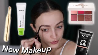 Getting Ready with NEW MAKEUP! (And chatting about life)