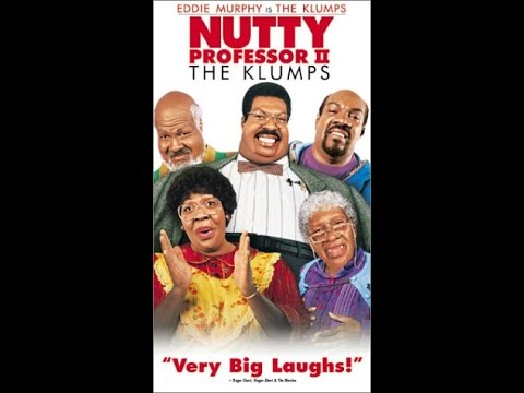 Opening To The Nutty Professor 2:The Klumps 2000 VHS - YouTube
