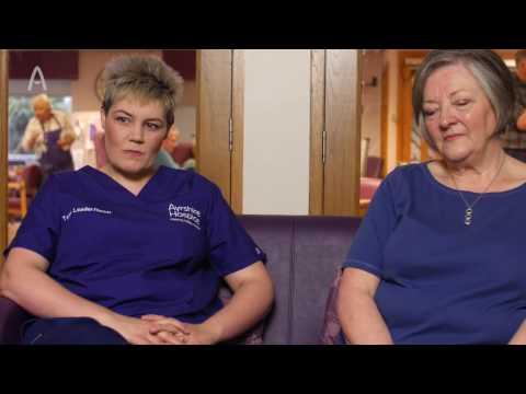 Ayrshire Hospice Solas film