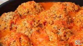 Это Блюдо полюбит Вся ваша Семья! Быстрый Ужин на каждый день! Гречаники с мясом!