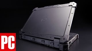 Dell Latitude 14 Rugged Extreme Review