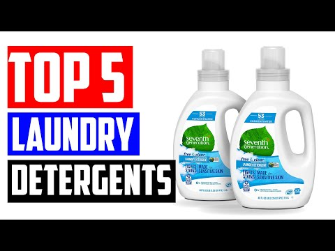 Best Smelling Laundry Detergents 2020 | Top 5 Laundry Detergents 2020 (Buying Guide)