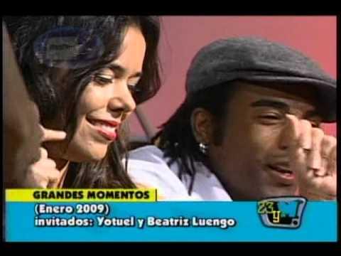 Grandes Momentos 23yM - Beatriz Luengo y Yotuel