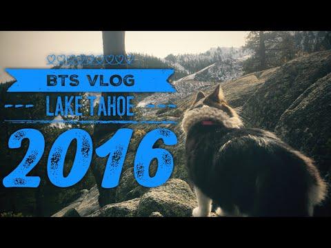 Vlog #1: BTS of Tahoe & Sacramento Adventures!