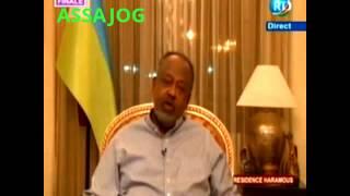 Djibouti: L'intervention de son excellence et la reponse Deka Issa lors de la grande finale