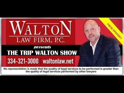 The Trip Walton Show - Trip Talks Bahamas, Instagram and Alabama's New Class D Felony