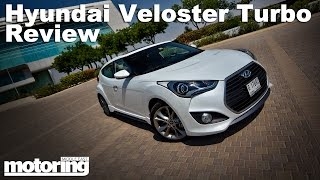 Hyundai Veloster Turbo review can the Koreans really Hot Hatch