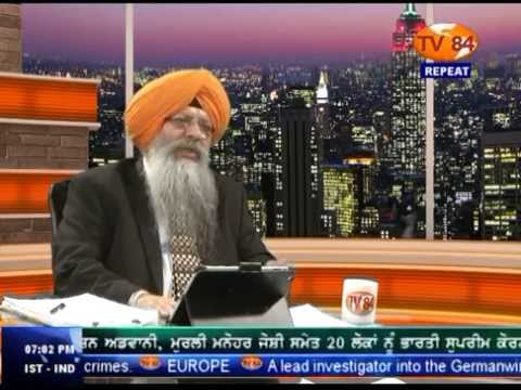 SOS 4/1/2015 Part.2 Dr. Amarjit Singh on : Observations of a Young Sikh from Australia
