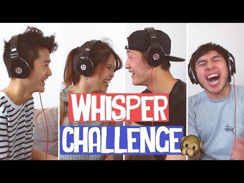 CHINESEN VS VIETNAMESEN   Whisper Challenge feat. Pocket Hazel