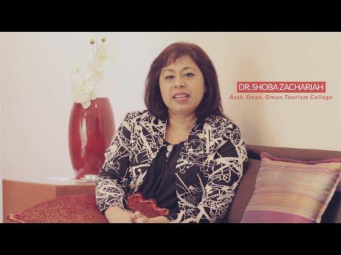 Dr. Shoba shares her Majan experience