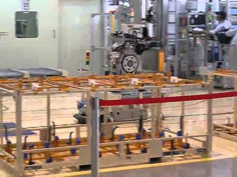 Toyota New Engine Plant in Indonesia
