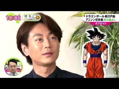 Interview de Kiyoshi Hikawa et Masako Nozawa - NON-STOP! - Fuji TV