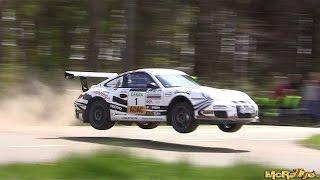 Ruben Zeltner - Porsche 997 GT3 - German Rally Champion 2015