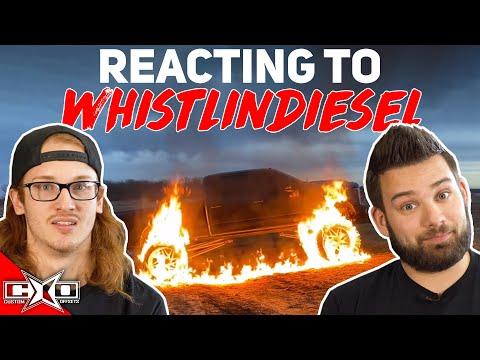 Rating Whistlin Diesel's Trucks!
