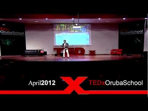 How to reach Utopia: Mohammed Tariq at TEDxOrubaSchool