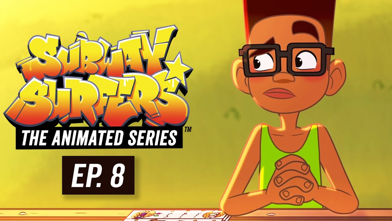 Subway Surfers The Animated Series - Episode 8 - Lesson
