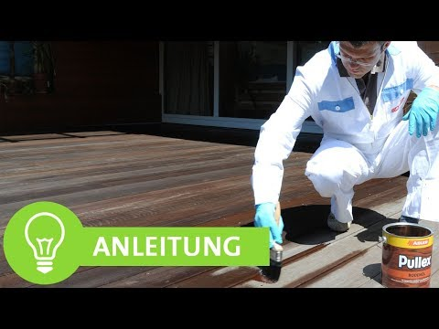 Sie Möchten Ihr Gartenmöbel Set Pflegen? Wir Haben Ein Hilfreiches Video  Für Sie!