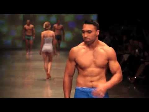 Jockey Behind the Scenes at New Zealand Fashion Week with the All Blacks & All Blacks Sevens