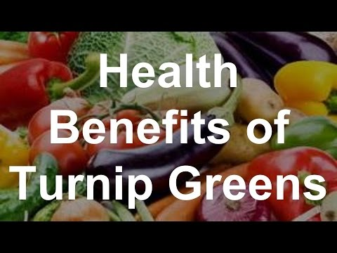 Health Benefits of Turnip Greens