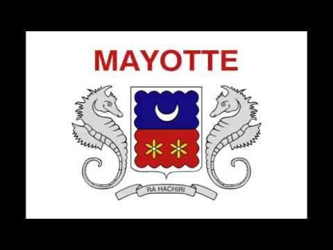 Ten Hours of the Anthem of Mayotte